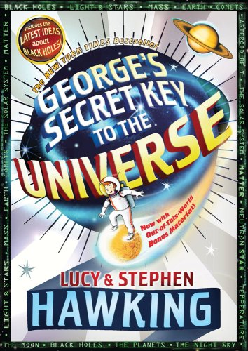 George's Secret Key to the Universe  N/A 9781416985846 Front Cover
