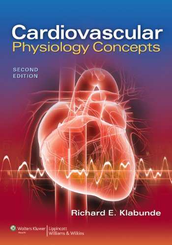 Cardiovascular Physiology Concepts  2nd 2012 (Revised) edition cover
