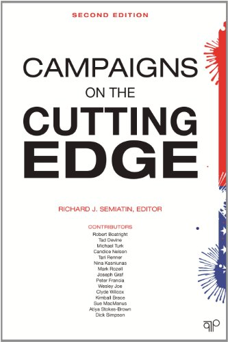 Campaigns on the Cutting Edge  2nd 2013 (Revised) edition cover