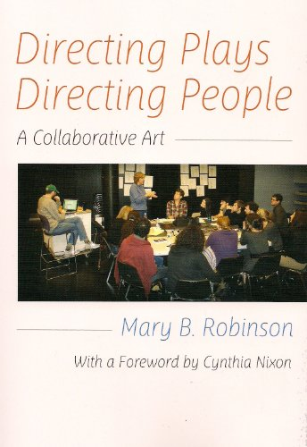 Directing Plays, Directing People  N/A edition cover