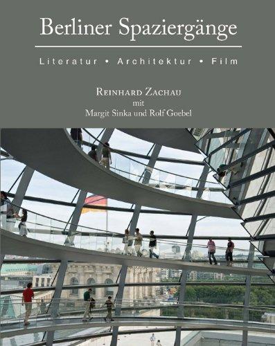 Berliner Spazierg�nge Literatur - Architektur - Film N/A edition cover