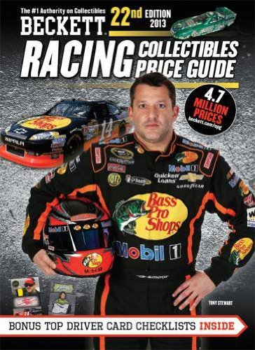 Beckett Racing Collectibles Price Guide: 2013 Edition  2013 9781936681846 Front Cover