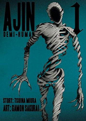 Ajin, Volume 1 Demi-Human  2014 9781939130846 Front Cover