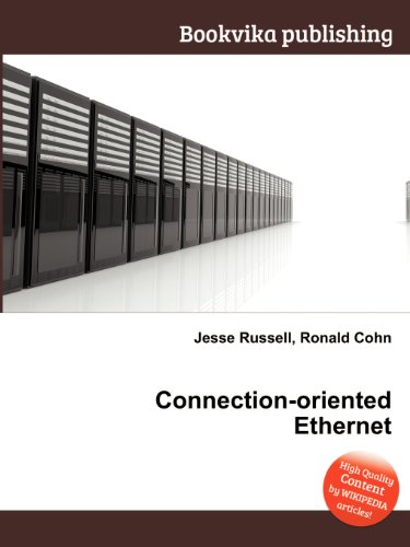 Connection-Oriented Ethernet  0 edition cover