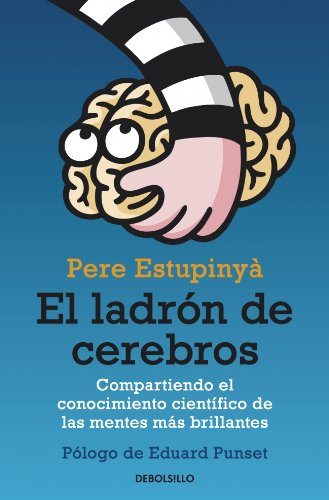 El ladron de Cerebros / The Brain Thief:  2012 edition cover