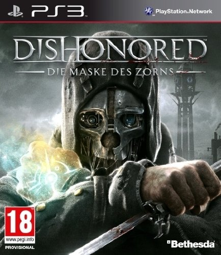 Dishonored: Die Maske des Zorns [AT PEGI] PlayStation 3 artwork