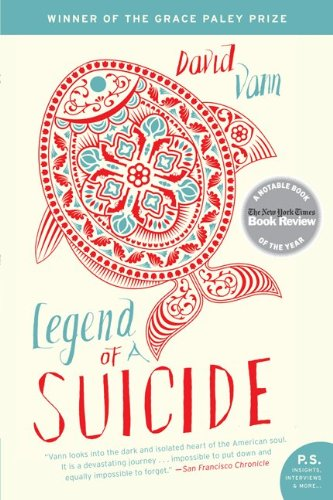 Legend of a Suicide Stories N/A edition cover