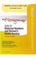 Maternal-Newborn and Women's Health  2nd 2013 (Revised) 9780135084847 Front Cover