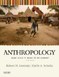 Anthropology: What Does It Mean to Be Human?  2014 edition cover
