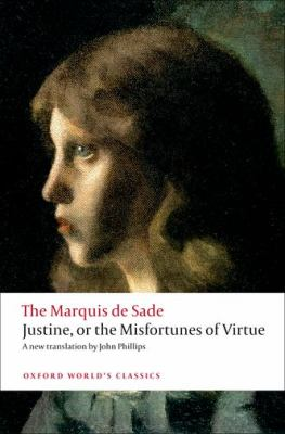 Justine, or the Misfortunes of Virtue   2012 edition cover