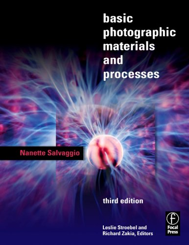 Basic Photographic Materials and Processes  3rd 2008 (Revised) 9780240809847 Front Cover