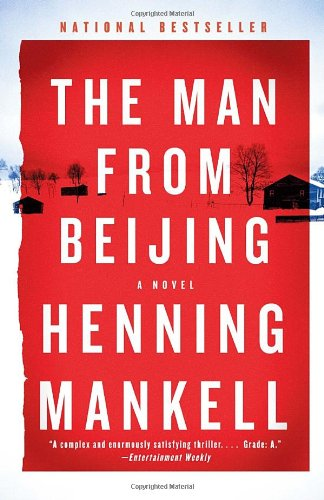 Man from Beijing   2011 edition cover
