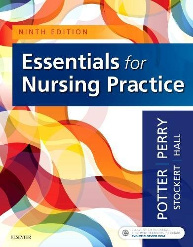 Essentials for Nursing Practice  9th 2019 9780323481847 Front Cover