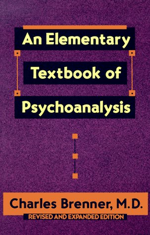 Elementary Textbook of Psychoanalysis   1990 (Revised) edition cover