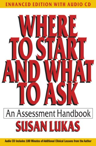 Where to Start and What to Ask An Assessment Handbook  2012 edition cover