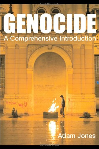 Genocide A Comprehensive Introduction  2006 edition cover