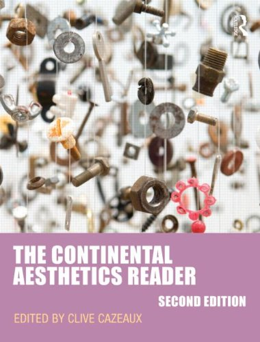 Continental Aesthetics Reader  2nd 2011 (Revised) edition cover