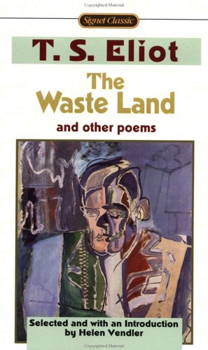 Waste Land and Other Poems   1998 edition cover