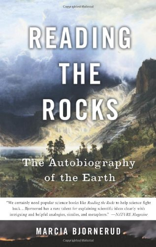 Reading the Rocks The Autobiography of the Earth  2007 edition cover