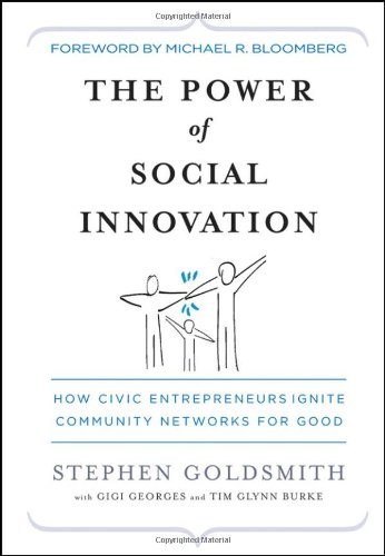 Power of Social Innovation How Civic Entrepreneurs Ignite Community Networks for Good  2010 edition cover