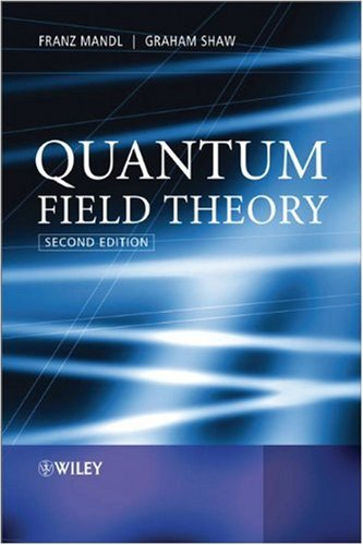 Quantum Field Theory  2nd 2010 edition cover