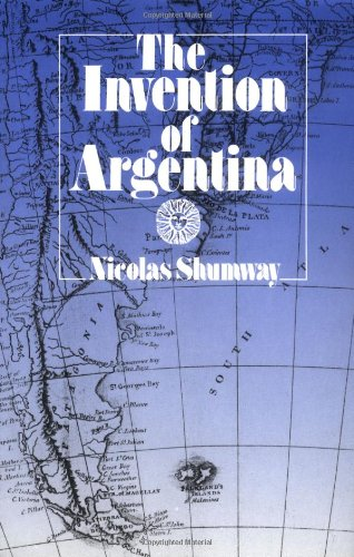 Invention of Argentina   1991 edition cover