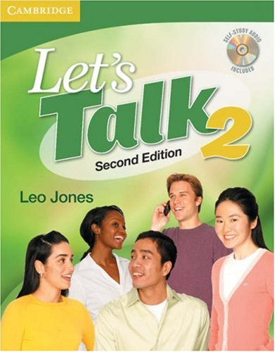 Let's Talk Level 2  2nd 2007 (Student Manual, Study Guide, etc.) edition cover