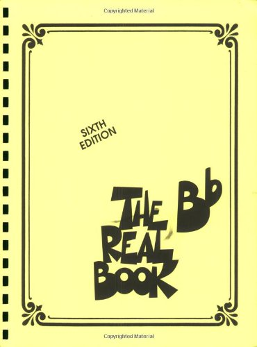 Real Book  6th 2005 edition cover