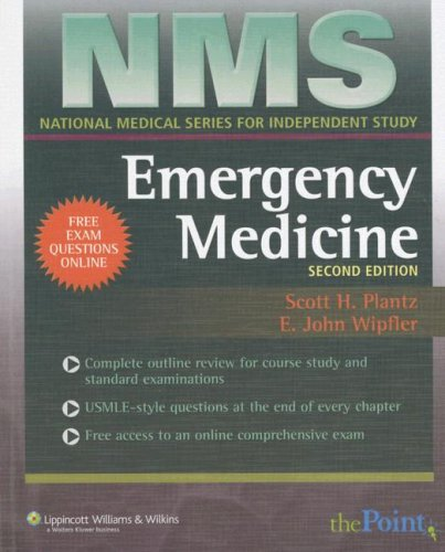 NMS Emergency Medicine  2nd 2007 (Revised) edition cover