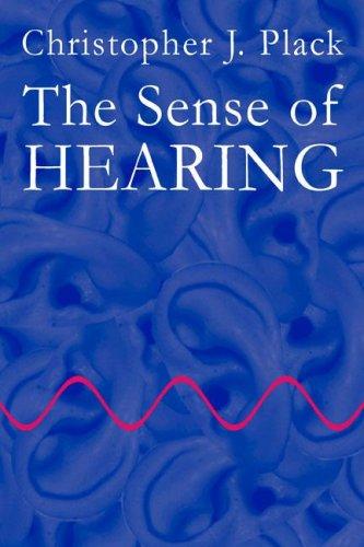 Sense of Hearing   2005 edition cover