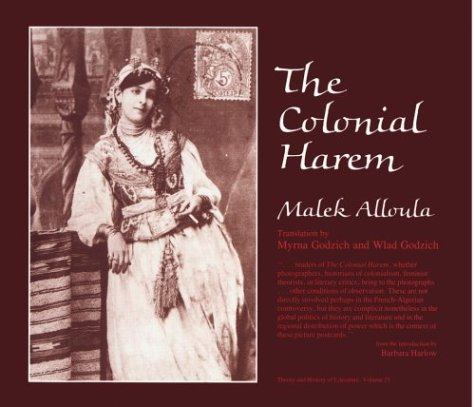 Colonial Harem  N/A edition cover