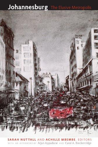 Johannesburg The Elusive Metropolis  2008 edition cover