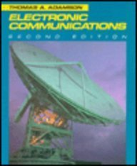 Electronic Communications 2nd 1992 (Revised) edition cover