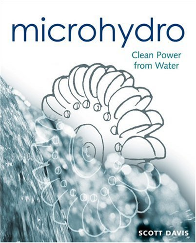 Microhydro Clean Power from Water  2003 edition cover
