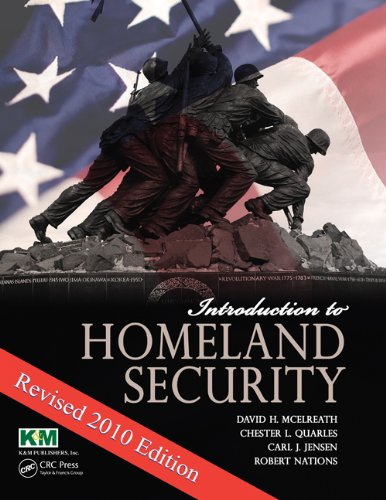 Introduction to Homeland Security Revised 2010 Edition  2010 9780982365847 Front Cover