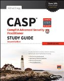 Casp Comptia Advanced Security Practitioner 2nd 2014 edition cover