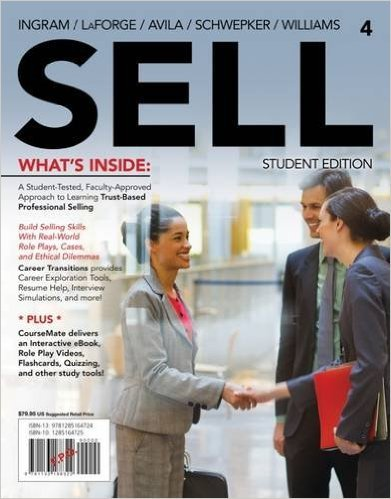 SELL 4:STUDENT ED.-TEXT                 N/A 9781285164847 Front Cover