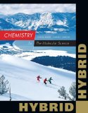 Chemistry The Molecular Science, Hybrid Edition (with OWLv2 24-Months Printed Access Card) 5th 2015 edition cover