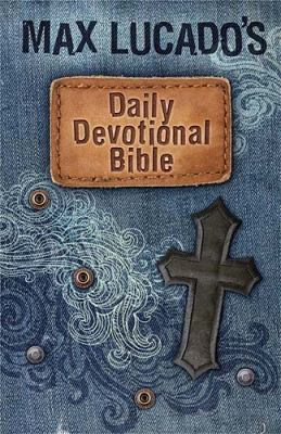 Children's Daily Devotional Bible Everyday Encouragement for Young Readers  2011 9781400316847 Front Cover