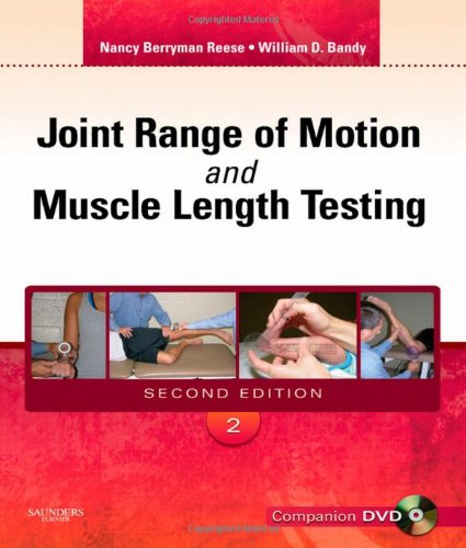 Joint Range of Motion and Muscle Length Testing  2nd 2010 edition cover