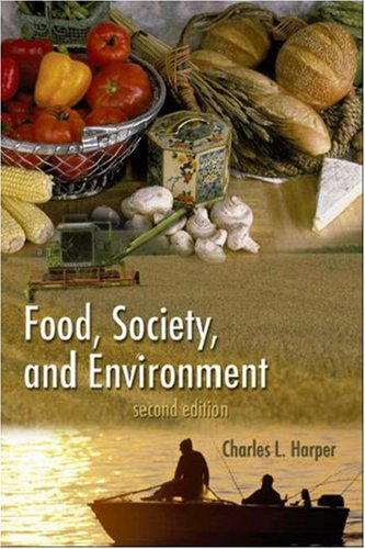 Food, Society, and Environment Second Edition N/A edition cover