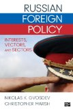 Russian Foreign Policy Interests, Vectors, and Sectors  2014 edition cover