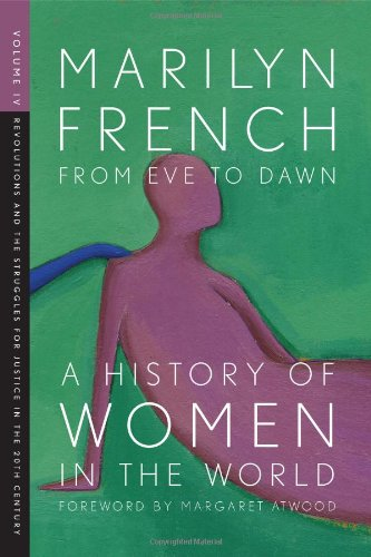 Revolutions and Struggles for Justice in the 20th Century A History of Women in the World  2008 edition cover
