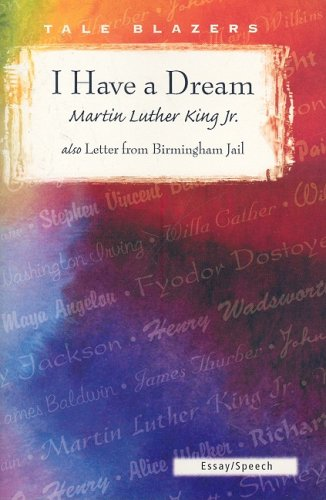 I Have a Dream Letter from Birmingham Jail  1990 edition cover