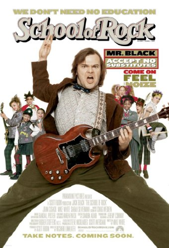 School of Rock System.Collections.Generic.List`1[System.String] artwork