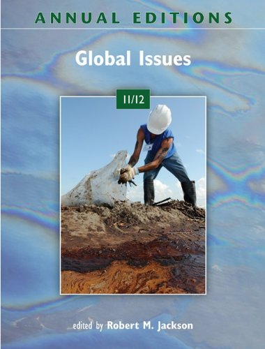 Global Issues 11/12  27th 2012 edition cover