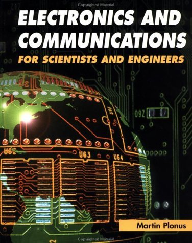 Electronics and Communications for Scientists and Engineers   2001 edition cover