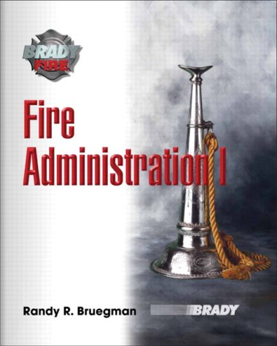Fire Administration   2009 edition cover