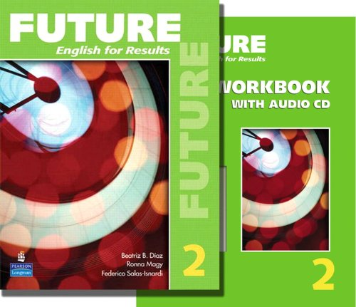 Future 2 Package Student Book (with Practice Plus CD-ROM) and Workbook  2010 edition cover