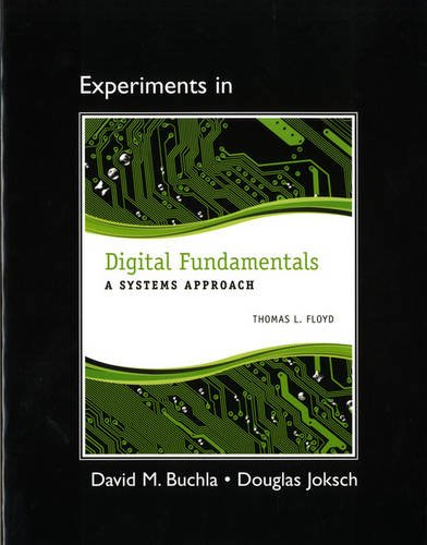 Lab Manual for Digital Fundamentals A Systems Approach  2013 (Revised) edition cover